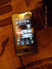 срочно Samsung I 900 Witu 8 Gb