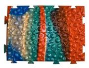 детские ортопедические массажные коврики «Морское дно»