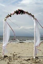 Ареда свадебной арки