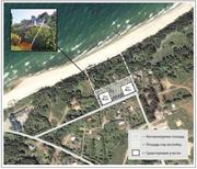 Эксклюзивный земельный участок  на берегу Балтийского моря (1-я линия)