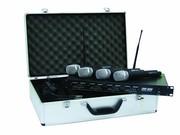 радиосистема для свадеб и банкетов Omnitronic Uhf-400 Mic Set