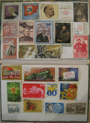 Марки почтовые старые продаю