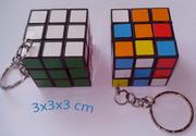 Брелок Мини-Кубик Рубика 3х3x3 cm.