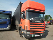 Продам седельный тягач Scania 124.360,  1999 г.в. по Калининградской об