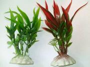 Аквариумные растения (декор)