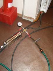 Прочистка и промывка батарей (радиаторов)  любых систем отопления