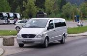 Русское такси на побережье Амалфи