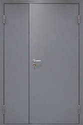 Технические  двери в Калининграде