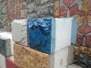 Мини-завод для производства мрамора из бетона /