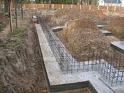 сделать фундамент в калининграде  строительство фундамента калининград построить фундамент