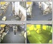 Установка Видеонаблюдения для склада,  предприятия