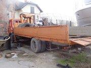 Продается грузовой автомобиль с манипулятором MAN 17.220