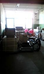 На территории производственно-складского комплекса сдается помещение.