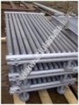 Теплообменники биметаллические с алюминиевым оребрением для сушилок