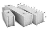 Фундаментные блоки (ФБС) от производителя