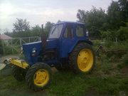 трактор Т40АМ и набор с/х техники