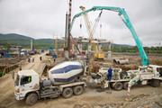 Бетон,  цементный и известковый раствор с доставкой от производителя.