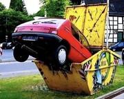 Вывоз строительного мусора (контейнер 5 м3-10м3)